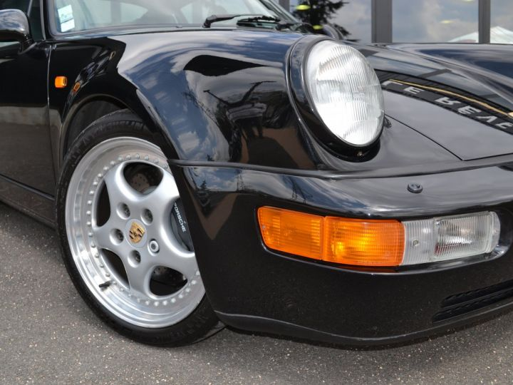 Porsche 911 964 33 turbo - 3