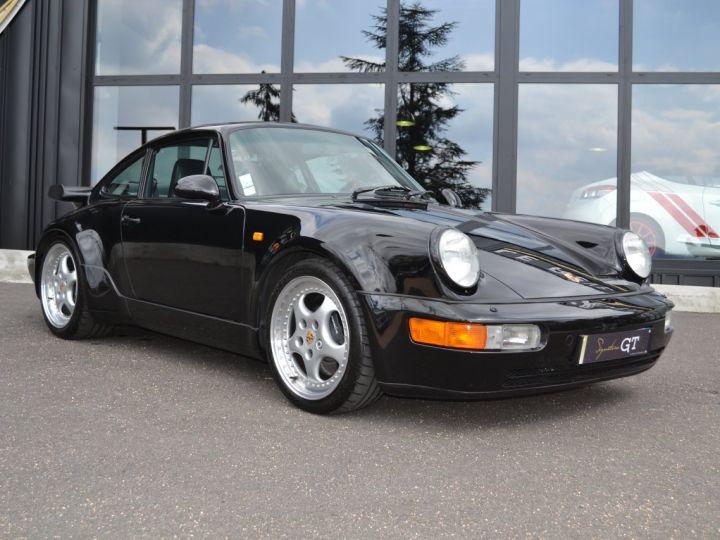 Porsche 911 964 33 turbo - 22