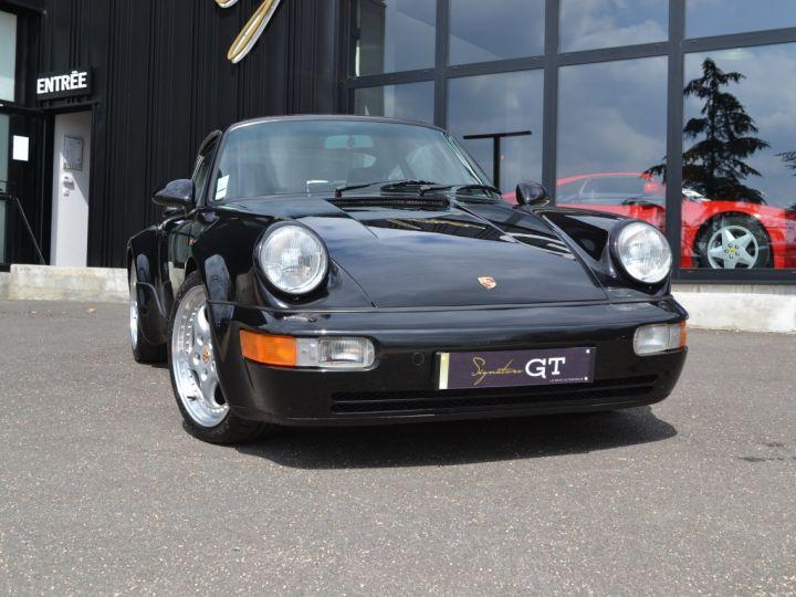 Porsche 911 964 33 turbo - 24