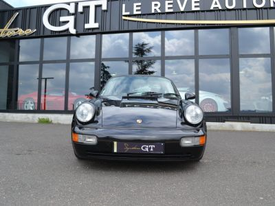 Porsche 911 964 33 turbo   - 48