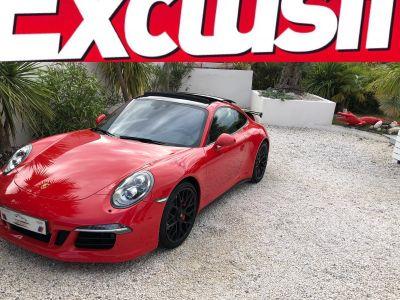 Porsche 911 991 carrera gts 38i 430 bv pdk 8   - 5