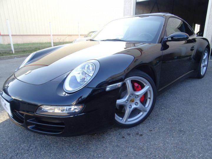 Porsche 911 997 4S 3,8L 355Ps Tipt Cabriolet /PASM Pack Chrono + PCM TOE Sieges Sports - 1