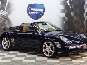 Porsche 911 997 4S CABRIOLET 3.8  PACK CHRONO / PASM    - 1