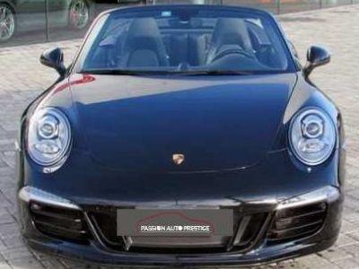 Porsche 911 CARRERA 4S 38 PDK 400CH CABRIOLET   - 9