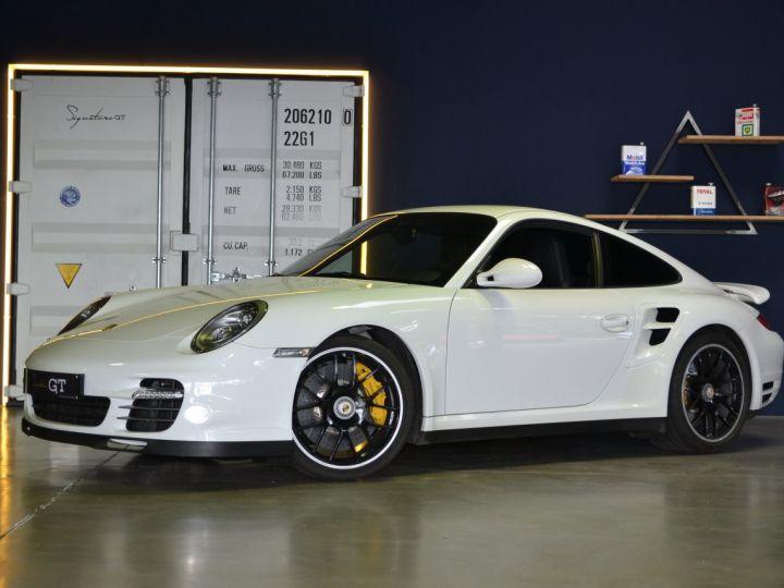 Porsche 911 IV (997) Turbo S - 1
