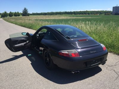 Porsche 911 Targa Carrera Targa 3.6   - 4