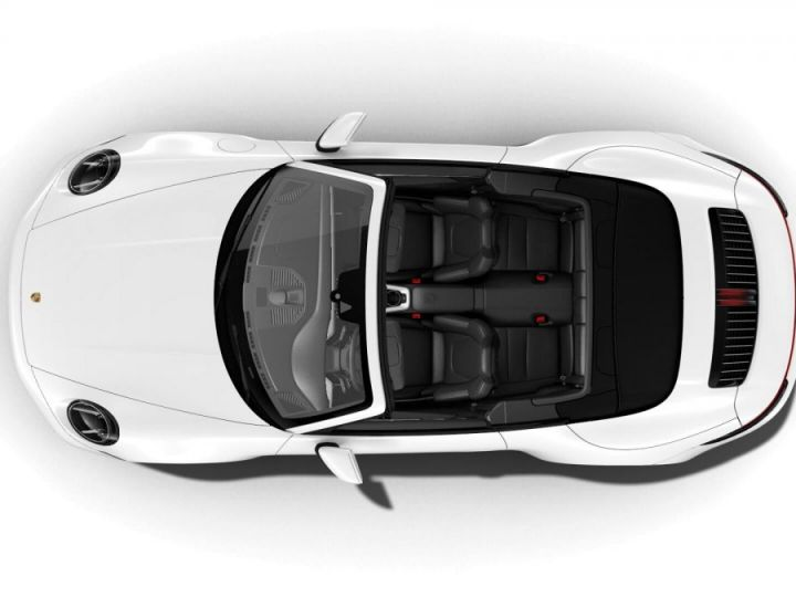 Porsche 992 Carrera 4  Cabriolet  -  385 - 4