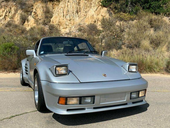 Porsche 930 1985 - 5