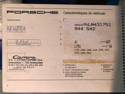 Porsche 944 S2 Cabrio   - 48