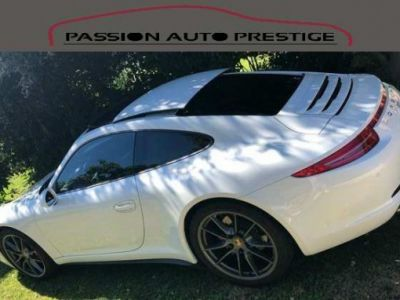 Porsche 991 CARRERA 4S 38 PDK 400CH COUPE   - 3
