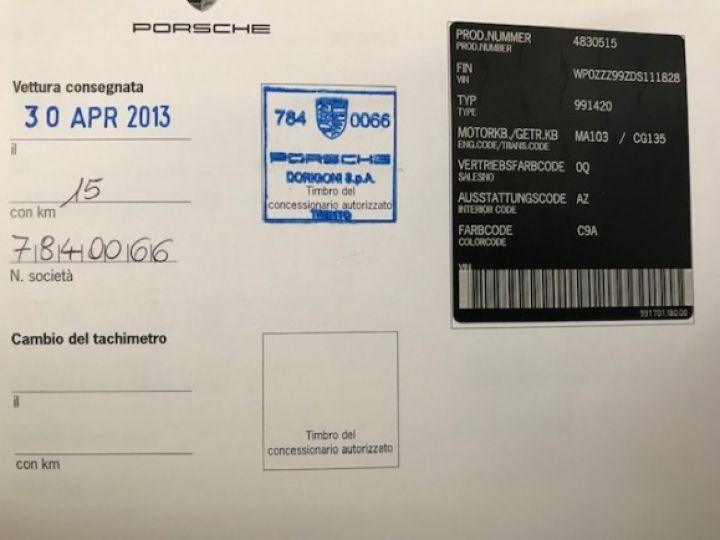 Porsche 991 CARRERA 4S 38 PDK 400CH COUPE - 32