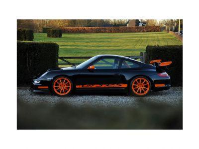Porsche 997 (9971) GT3 RS   - 4