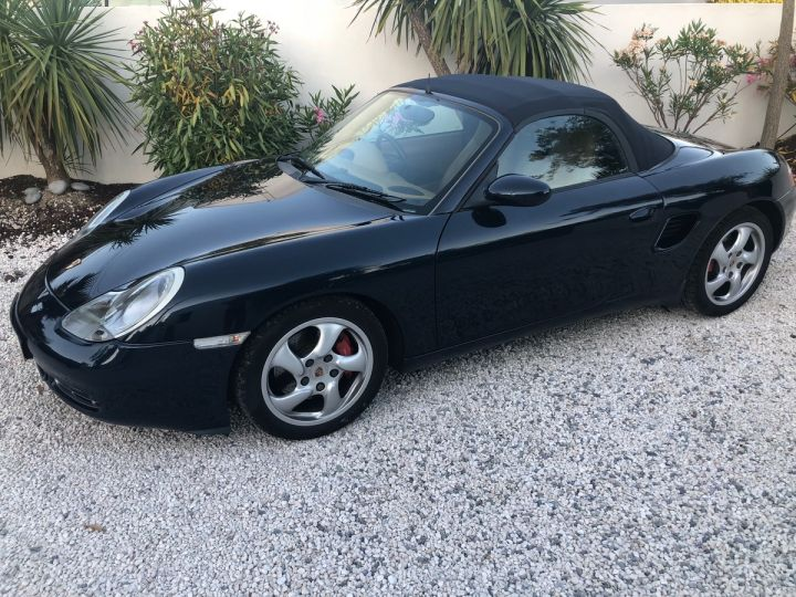 Porsche Boxster 32i 25 14 - 10